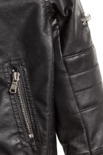 Giubbotto da biker - Nero -  | H&M IT 3